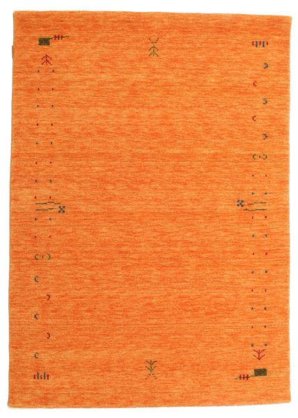 Gabbeh Loom Frame - Oranje Vloerkleed 140X200 Modern Oranje (Wol, India)