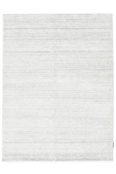Bamboe Zijde Loom - Licht Natural Vloerkleed 200X300 Modern Beige/Wit/Creme ( India)