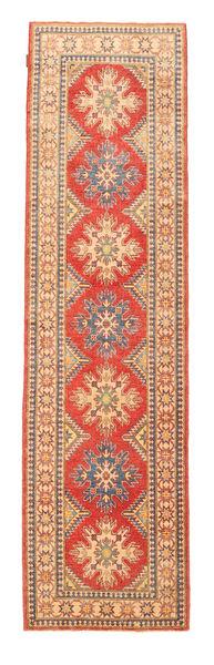 Turkeman Ariana Vloerkleed 84X312 Echt Oosters Handgeknoopt Tapijtloper Roestkleur/Lichtbruin (Wol, Afghanistan)