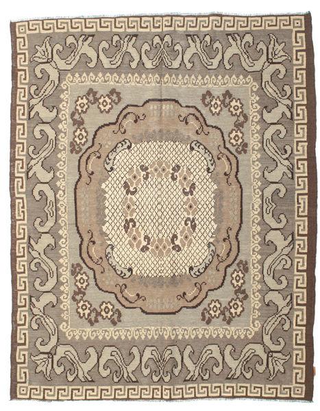 Rozenkelim Moldavia Vloerkleed 217X282 Echt Oosters Handgeweven Lichtgrijs/Beige (Wol, Moldavië)