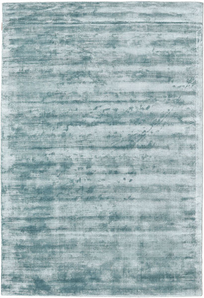 Tribeca - Blauw/Grijs Vloerkleed 160X230 Modern Lichtblauw/Donker Turkoois ( India)