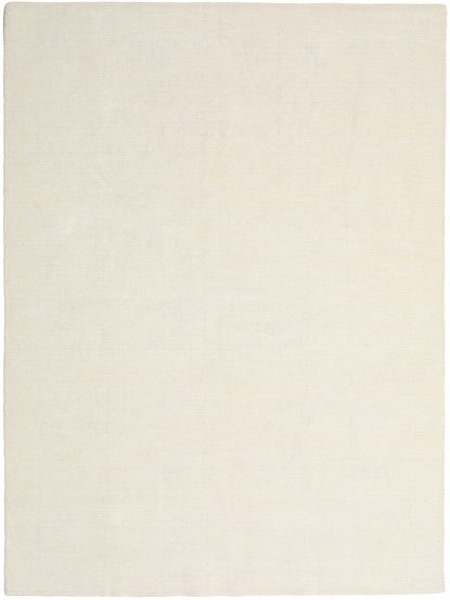 Kelim Loom - Gebroken Wit Vloerkleed 200X300 Echt Modern Handgeweven Beige/Donkerbeige (Wol, India)