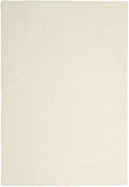 Kelim Loom - Gebroken Wit Vloerkleed 250X300 Echt Modern Handgeweven Beige/Donkerbeige Groot (Wol, India)