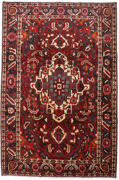 Bakhtiar Vloerkleed 211X320 Echt Oosters Handgeknoopt Donkerrood/Donkerbruin (Wol, Perzië/Iran)