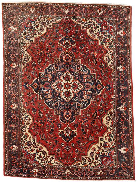 Bakhtiar Vloerkleed 260X353 Echt Oosters Handgeknoopt Donkerrood/Donkerbruin Groot (Wol, Perzië/Iran)