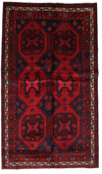 Lori Vloerkleed 150X254 Echt Oosters Handgeknoopt Donkerrood/Rood (Wol, Perzië/Iran)