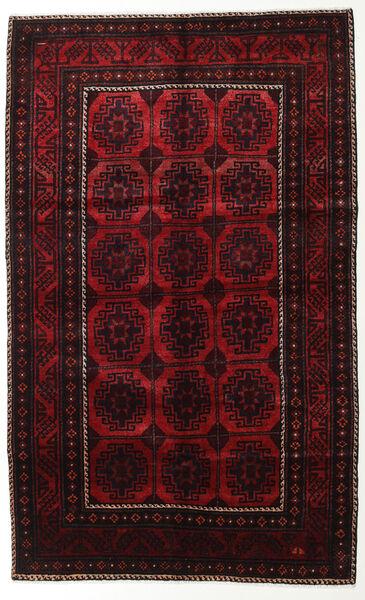Lori Vloerkleed 155X250 Echt Oosters Handgeknoopt Donkerbruin/Donkerrood (Wol, Perzië/Iran)