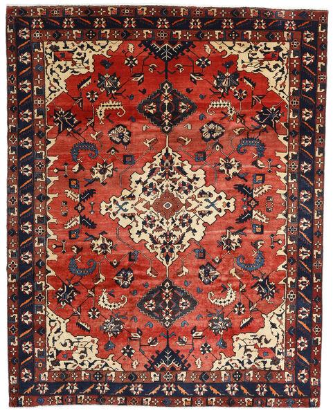 Bakhtiar Vloerkleed 249X317 Echt Oosters Handgeknoopt Donkergrijs/Roestkleur/Donkerrood (Wol, Perzië/Iran)
