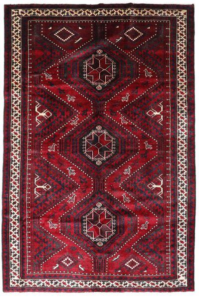 Lori Vloerkleed 168X254 Echt Oosters Handgeknoopt Donkerrood (Wol, Perzië/Iran)