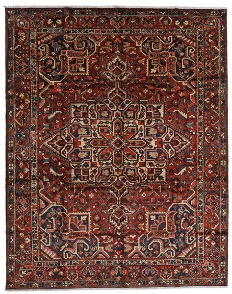 Bakhtiar Vloerkleed 300X375 Echt Oosters Handgeknoopt Donkerbruin/Donkerrood Groot (Wol, Perzië/Iran)