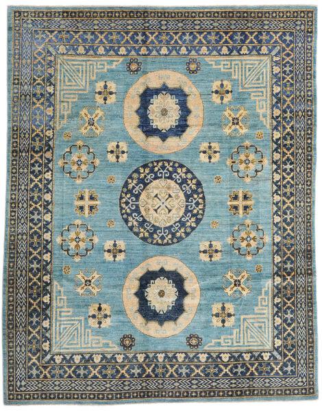 Ziegler Ariana Vloerkleed 243X310 Echt Oosters Handgeknoopt Donkergrijs/Donkerbeige (Wol, Afghanistan)