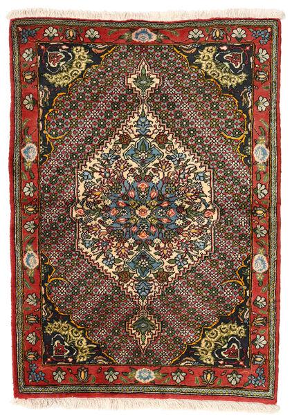 Bakhtiar Collectible Vloerkleed 108X159 Echt Oosters Handgeknoopt Donkerbruin/Donkerrood (Wol, Perzië/Iran)
