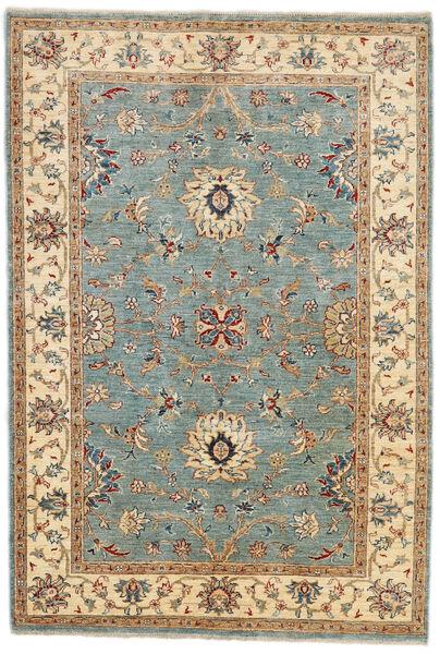Ziegler Ariana Vloerkleed 123X180 Echt Oosters Handgeknoopt Donkergroen/Bruin (Wol, Afghanistan)