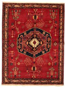 Afshar Vloerkleed 176X232 Echt Oosters Handgeknoopt (Wol, Perzië/Iran)