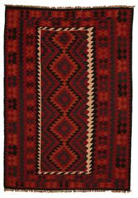 Kelim Maimana Vloerkleed 190X285 Echt Oosters Handgeweven (Wol, Afghanistan)