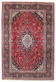 Keshan Vloerkleed 203X300 Echt Oosters Handgeknoopt (Wol, Perzië/Iran)