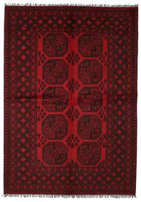 Afghan Vloerkleed 163X236 Echt Oosters Handgeknoopt (Wol, Afghanistan)