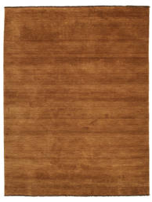 Handloom Fringes - Bruin Vloerkleed 160X230 Modern Bruin (Wol, India)