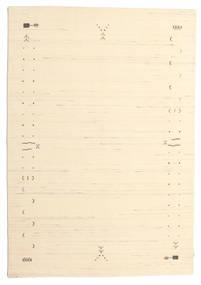 Gabbeh Loom Frame - Gebroken Wit Vloerkleed 160X230 Modern Beige/Donkerbeige (Wol, India)