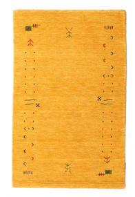 Gabbeh Loom Frame - Geel Vloerkleed 100X160 Modern Oranje (Wol, India)