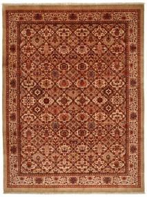 Jozan Vloerkleed 261X346 Echt Oosters Handgeknoopt Roestkleur/Rood Groot (Wol, Perzië/Iran)