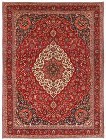 Bakhtiar Vloerkleed 304X406 Echt Oosters Handgeknoopt Donkerrood/Roestkleur Groot (Wol, Perzië/Iran)
