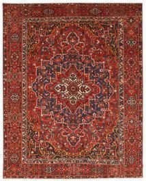 Bakhtiar Patina Vloerkleed 337X431 Echt Oosters Handgeknoopt Donkerrood/Roestkleur Groot (Wol, Perzië/Iran)