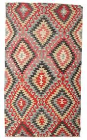 Kelim Semi-Antiek Turkije Vloerkleed 170X298 Echt Oosters Handgeweven Lichtgrijs/Roestkleur (Wol, Turkije)
