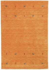 Gabbeh Loom Two Lines - Oranje Vloerkleed 160X230 Modern Oranje (Wol, India)