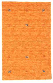 Gabbeh Loom Two Lines - Oranje Vloerkleed 100X160 Modern Oranje (Wol, India)