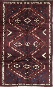 Lori Vloerkleed 175X293 Echt Oosters Handgeknoopt Donkerrood (Wol, Perzië/Iran)