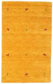 Gabbeh Loom Two Lines - Geel Vloerkleed 100X160 Modern Oranje (Wol, India)
