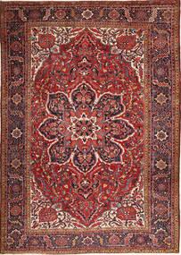 Heriz Vloerkleed 280X398 Echt Oosters Handgeknoopt Groot (Wol, Perzië/Iran)