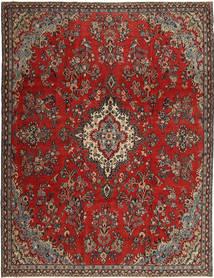 Hamadan Patina Vloerkleed 252X335 Echt Oosters Handgeknoopt Donkerrood/Roestkleur Groot (Wol, Perzië/Iran)