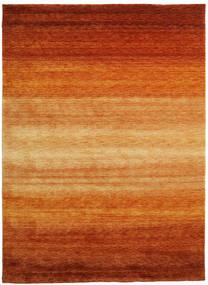 Gabbeh Rainbow - Roestkleur Vloerkleed 210X290 Modern Roestkleur/Lichtbruin (Wol, India)