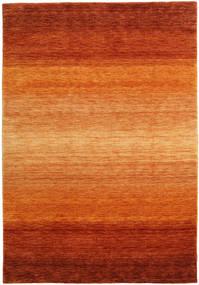 Gabbeh Rainbow - Roestkleur Vloerkleed 160X230 Modern Oranje/Roestkleur (Wol, India)