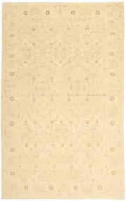 Ziegler Vloerkleed 185X304 Echt Oosters Handgeknoopt Beige (Wol, Pakistan)