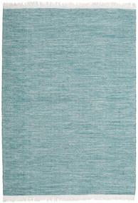 Diamond Wol - Blauw Vloerkleed 160X230 Echt Modern Handgeweven Lichtblauw/Donker Turkoois (Wol, India)