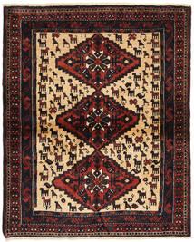 Shiraz Vloerkleed 114X140 Echt Oosters Handgeknoopt Zwart/Donkerrood (Wol, Perzië/Iran)
