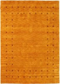 Loribaf Loom Delta - Goud Vloerkleed 160X230 Modern Oranje/Geel (Wol, India)