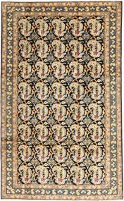 Najafabad Vloerkleed 196X320 Echt Oosters Handgeknoopt Donkerbeige/Lichtbruin (Wol, Perzië/Iran)