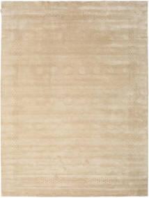 Loribaf Loom Beta - Beige Vloerkleed 290X390 Modern Beige/Donkerbeige Groot (Wol, India)