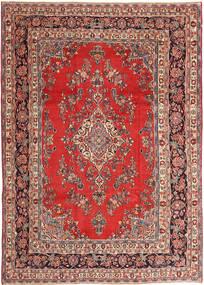 Hamadan Patina Vloerkleed 250X360 Echt Oosters Handgeknoopt Donkerrood/Roestkleur Groot (Wol, Perzië/Iran)