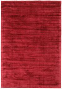 Tribeca - Donker Rood Vloerkleed 160X230 Modern Rood ( India)
