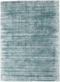 Tribeca - Blauw/Grijs Vloerkleed 210X290 Modern Lichtblauw/Donker Turkoois ( India)