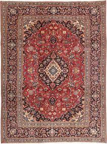 Keshan Patina Vloerkleed 242X333 Echt Oosters Handgeknoopt Donkerrood/Lichtbruin (Wol, Perzië/Iran)
