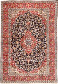 Keshan Vloerkleed 295X432 Echt Oosters Handgeknoopt Lichtbruin/Roestkleur Groot (Wol, Perzië/Iran)