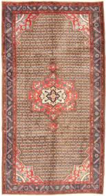 Koliai Vloerkleed 160X300 Echt Oosters Handgeknoopt Tapijtloper Lichtbruin/Bruin (Wol, Perzië/Iran)