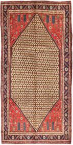 Koliai Vloerkleed 157X323 Echt Oosters Handgeknoopt Tapijtloper (Wol, Perzië/Iran)