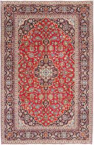 Keshan Patina Vloerkleed 197X300 Echt Oosters Handgeknoopt Roestkleur/Donkerbruin (Wol, Perzië/Iran)